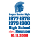 Class of '79 Hogan 1977-1980 Reunion GET YOUR TICKETS NOW
