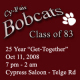 Class of '83 25 Year Bash !