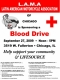 Class of '85 L.A.M.A BLOOD DRIVE