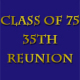 Class of '72 SHS Class of '75's 35th Reunion
