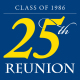 Class of '86 25th Reunion Main Event