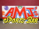 Class of '88 AMJ'S sports bar (NOW OPEN)