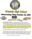 Class of '92 Granada High School Homecoming Alumni BBQ