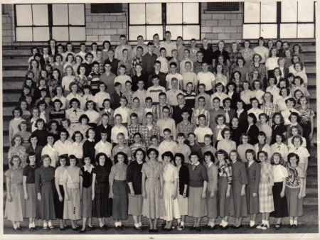 SCHS Class of 1958 Birthday Party