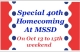 Class of '96 Special 40th MSSD Homecoming