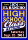 Class of '74 El Rancho High Class of '74 School Reunion