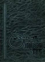 View Olney Township High School 1940 Yearbook