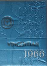 View St. Vincent's Academy 1966 Yearbook