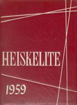 View North Hagerstown High School 1959 Yearbook