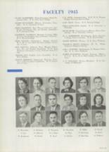 1945 Yearbook