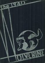 View Godwin Heights High School 1940 Yearbook