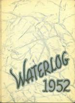 View Waterford Township High School 1952 Yearbook