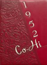 View College High School 1952 Yearbook