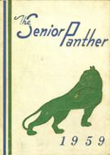 View I.M. Terrell High School 1959 Yearbook