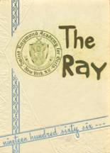 View St. Raymond Academy for Girls 1966 Yearbook