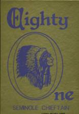 View Osceola High School 1981 Yearbook