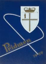 View Bishop McDevitt High School 1959 Yearbook