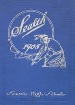 View Chief Sealth High School 1908 Yearbook
