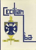 View St. Cecilia High School 1962 Yearbook
