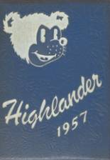 View Campbell High School 1957 Yearbook