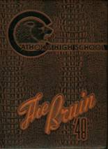 View Catholic High School 1948 Yearbook