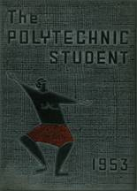 View John H. Francis Polytechnic High School 1953 Yearbook