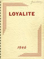 View Loyal High School 1946 Yearbook
