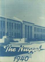 View McClatchy High School 1940 Yearbook