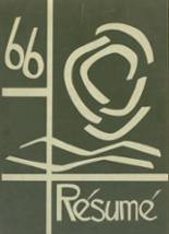 View Our Lady of Peace High School 1966 Yearbook