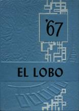 View Redkey High School 1967 Yearbook