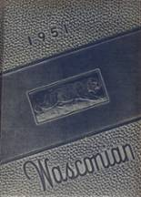 View Wasco Union High School 1951 Yearbook
