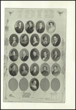 1912 Yearbook