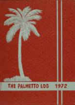 View Palmetto High School 1972 Yearbook