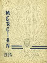 View Mt. St. Mary Academy 1954 Yearbook