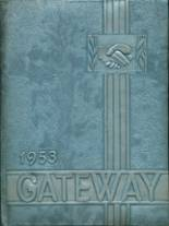 View Frontier High School 1953 Yearbook