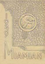 View Miami High School 1949 Yearbook
