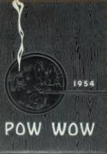 View Mississinewa High School 1954 Yearbook