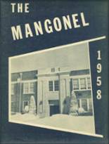 View Buhler High School 1958 Yearbook