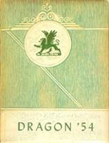 View Pepperell High School 1954 Yearbook