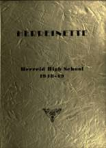View Herreid High School 1949 Yearbook