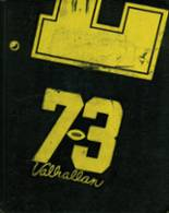 View St. Laurence High School 1973 Yearbook