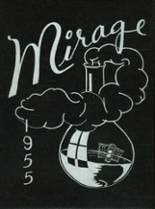 View Liberal High School 1955 Yearbook