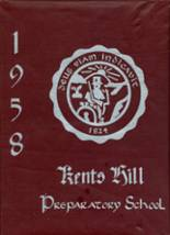 View Kents Hill School 1958 Yearbook