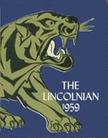 View Lincoln High School 1959 Yearbook