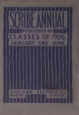 View Oakland Technical High School 1926 Yearbook