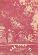 View Oak Park Academy 1951 Yearbook
