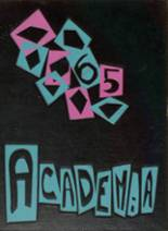 View St. Mary's Academy 1965 Yearbook