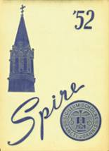View St. John's Preparatory 1952 Yearbook