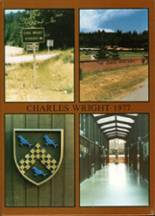 View Charles Wright Academy 1977 Yearbook