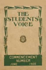 View Plymouth High School 1908 Yearbook